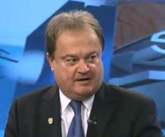 Vasile Blaga: Va rog sa ma credeti ca presedintele nu ne-a spus nimic