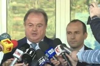 Vasile Blaga, urmarit penal de DNA pentru trafic de influenta