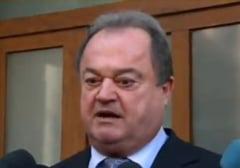 Vasile Blaga a fost audiat la DNA ca martor intr-un dosar