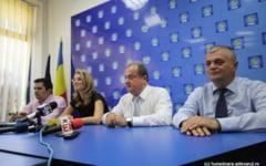 """Vasile Blaga si Alina Gorghiu, in Deva: """"nu sunt solutii miraculoase pentru CEH"""""""