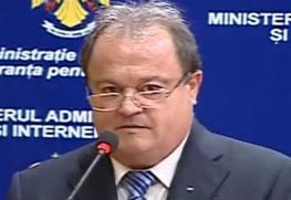 Vasile Blaga si-a dat demisia (Video)