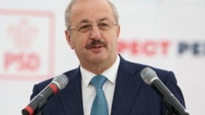 """Vasile Dîncu: """"Acest guvern va cădea, PSD nu îşi poate permite în acest moment să facă niciun fel de înţelegere cu PNL"""""""