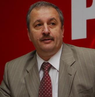Vasile Dancu: Cu Geoana si Vanghelie avem garantia ca nu mai castigam alte alegeri