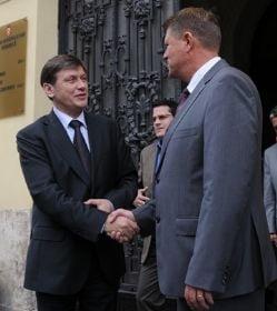 Vasile Dancu: Iohannis vrea cat mai multa putere - Interviu