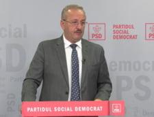 """Vasile Dincu, intrebat daca PSD va depune o noua motiune de cenzura: """"Vom analiza. Speram sa nu fie cazul, desi toate premisele inceperii anului scolar arata un dezastru"""""""