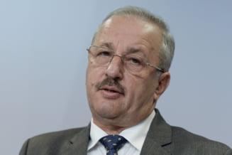 """Vasile Dincu, presedintele Consiliului National al PSD: """"Manifestatiile de acum nu se pot compara cu cele generate de Ordonanta 13 sau cu 10 august 2018"""""""