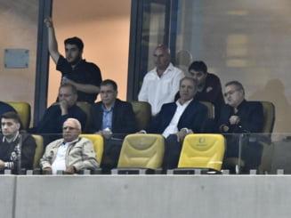 Vasile Geambazi, patronul din acte al lui FCSB, despre Dica, Alibec si conflictul cu CSA Steaua
