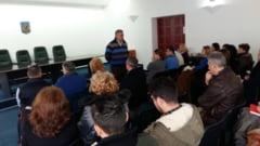 Vasile Salaru, a invitat profesorii din Iasi la o dezbatere legata de Legea Corpului National Didactic