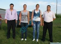 Vasile Tirsolea pune umarul la performanta canotajului calarasean