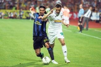 Vaslui - Inter Milano, in playoff-ul Europa League
