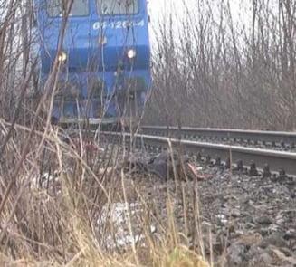 Vaslui: Un copil de doi ani este in stare grava dupa ce a fost lovit de un tren