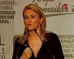 Vass il critica pe Basescu privind discriminarea femeilor din politica