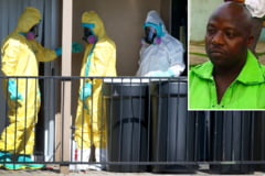 Vecinii bolnavului de Ebola din SUA nu mai sunt serviti in restaurante