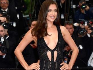 Vedete scandalos de decoltate, la Cannes (Galerie foto)