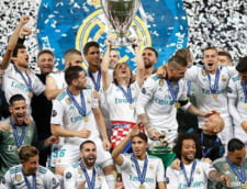 Venituri uriase pentru Real Madrid