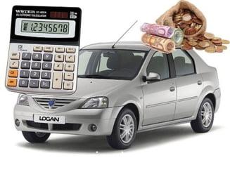 Veniturile din taxa auto, estimate la cel mai mic nivel in acest an