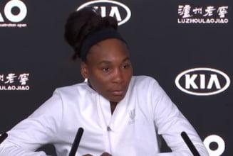 Venus Williams se ofera sa-si ajute sora inaintea confruntarii cu Simona Halep
