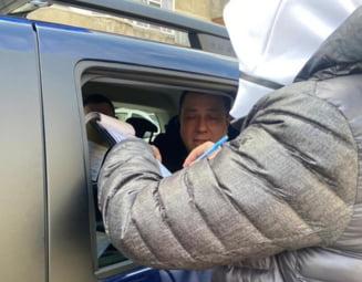Verificari la jandarmeria Teleorman dupa ce mai multi subofiteri au fost surprinsi in autospeciala institutiei fara masca de protectie