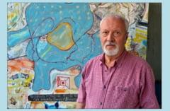 """Vernisaj al pictorului Florin Menzopol, in deschiderea Festivalului """"Primavara poetilor"""""""