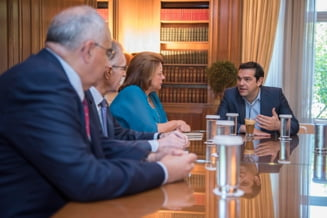 Veste buna pentru Grecia de la BCE in timp ce Tsipras incearca sa treaca reformele in Parlament