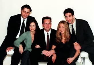 """Veste buna pentru fanii serialului """"Friends"""". Toate sezonele o sa fie disponibile pe HBO GO din aprilie"""
