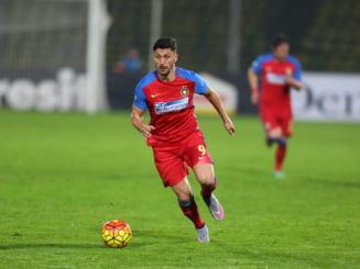 Veste dura pentru Steaua, dupa derbiul cu Dinamo: Accidentarea lui Marica este grava