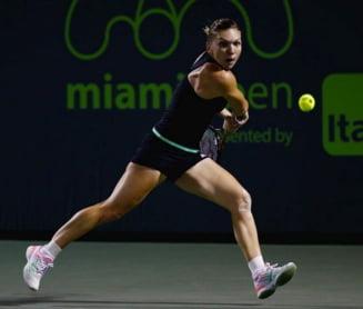 Veste extraordinara pentru Simona Halep: Cum o depaseste pe Sharapova in clasamentul WTA