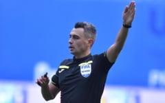 Veste extraordinara pentru fotbalul romanesc. Un arbitru, prezent la Campionatul European de tineret