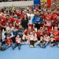 Veste mare pentru handbalul masculin românesc