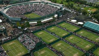 Veste mare pentru participantii de la Wimbledon