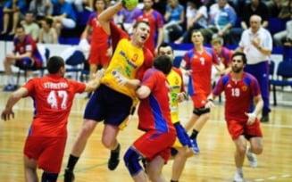 Veste proasta: Cu cine a picat Romania in barajul de calificare la CM de handbal