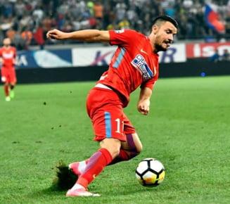 Veste proasta pentru FCSB: Budescu nu poate juca la Lisabona