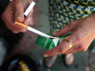 Veste proasta pentru fumatori: Tipurile de tigari interzise in UE