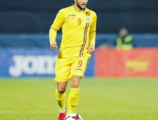 Veste proasta pentru nationala Romaniei! Florin Andone, in pericol sa rateze dubla cu Suedia si Spania, dupa o accidentare la Galatasaray