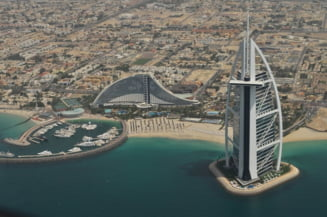 Veste proasta pentru romanii care trec prin Dubai