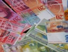 Veste proasta pentru romanii cu credite in franci: Moneda elvetiana a crescut vertiginos