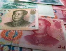 Veste surprinzatoare din China: Beijingul vrea sa lase cursul yuanului la liber
