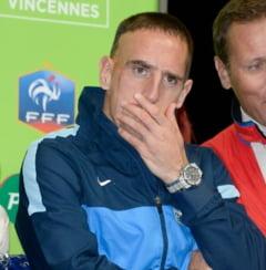 Veste teribila pentru Ribery: se retrage din activitate?