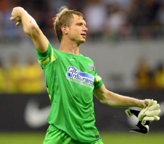 Veste teribila pentru Steaua: Cum pierde gratis un jucator de baza