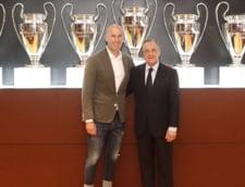 Vestea anului in fotbal: Presedintele lui Real Madrid negociaza infiintarea Superligii Mondiale