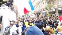 Vestele galbene au iesit in continuare in strada, dupa ce Macron a spus ca le-a inteles ingrijorarile