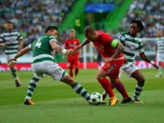 Vesti bune pentru FCSB, inainte de returul cu Sporting. Ce jucatori pot absenta in partida de la Bucuresti