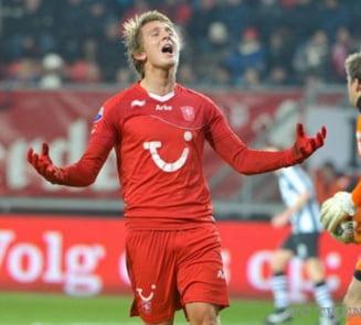 Vesti bune pentru Steaua. Twente, invinsa in Olanda
