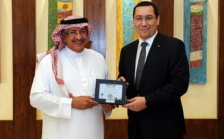 Vesti noi de la delegatia condusa de Ponta in Arabia Saudita: Ce face ministrul Educatiei