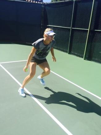Vesti proaste pentru Maria Sharapova: Pe ce loc ajunge in clasamentul WTA