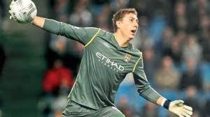 Vesti proaste pentru Pantilimon la Manchester City