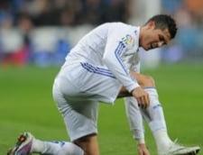 Vesti proaste pentru Real Madrid: Cristiano Ronaldo s-a accidentat