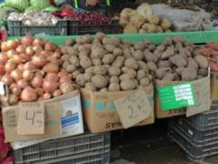 Vesti proaste pentru salajeni: preturile, intr-o continua crestere! Carnea, fructele si cartofii , in topul scumpirilor