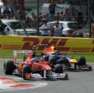 """Vettel a """"omorat"""" Formula 1. Victorie si la Monza"""