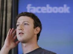 Vezi 5 mituri despre Mark Zuckerberg